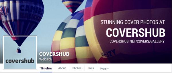 Δημιουργούμε το δικό σας facebook cover
